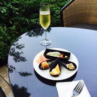都内でリゾート♪ 4 グランドプリンスホテル新高輪のクラブラウンジ&夕食 - ハレクラニな毎日Ⅱ