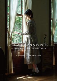 KATO' / GRANDMA MAMA DAUGHTER 20AW始まります - MUSEUM OF YOUR HISTORY 高松店 Blog