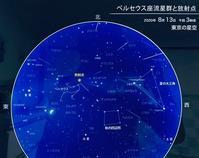 ペルセウス座流星群・・・ - 日本の心(団塊の世代)