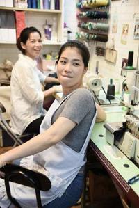 台北の洋裁女子 - 雲母(KIRA)の舟に乗って