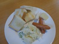 今日も暑いですが、朝食はしっかりとドイツ風とスペイン風 - Hanakenhana's Blog