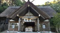 高部神社で涼詣 - 私2