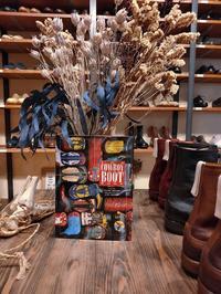 【か・か・かっこいい!!】カウボーイブーツってかっこいい!そう思える本 - Shoe Care & Shoe Order 「FANS.浅草本店」M.Mowbray Shop
