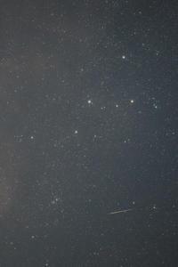 ペルセウス座流星群2020 - やきつべふぉと