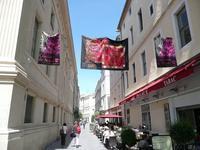 南仏ニームの市街地を歩く - レトロな建物を訪ねて