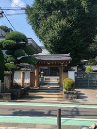 8月14日(金)/お盆の墓参り - Long Stayer