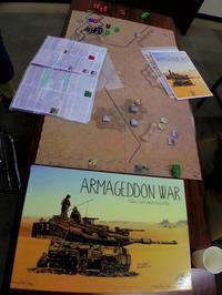 2020.0628 (飛豚)ARMAGEDDON WAR - YSGA 例会報告