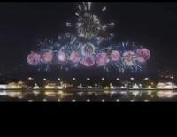 東京オリンピックの花火 - ★ Eau Claire ★ Dolce Vita ★