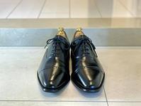 靴磨き - ゆっくりポタリング