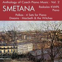 ジャケットに魅かれて 。。。60スメタナのピアノ曲「チェコ舞曲集」 - 気楽じい~の蓼科偶感
