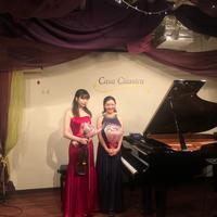 野口わかなヴァイオリンリサイタル - 増田みのり Minori Masuda/Pianist