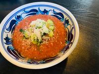 トマトの冷製スープ - bluecheese in Hakuba & NZ:白馬とNZでの暮らし