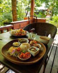 北軽井沢 KAFE * お気に入りのカフェでランチ♪ - ぴきょログ~軽井沢でぐーたら生活~