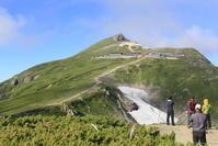 白馬岳20200814-15後半 - 週末は山にいます