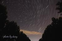 ペルセウス座流星群 - ロマンティックフォト北海道☆カヌードデバーチョ
