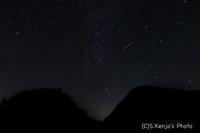 コンパクトカメラで流星を撮ろう - 撃沈風景写真