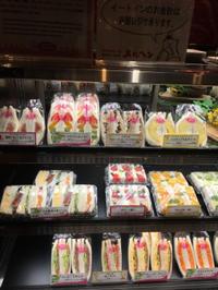 グランデ東京のメルヘンさんの白桃サンド - 桃的美しき日々 [在中国無錫]