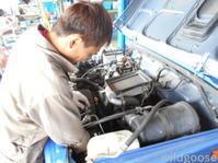 JA12Cジムニーエアコン修理中( ^ー^)/ - ★豊田市の車屋さん★ワイルドグース日記