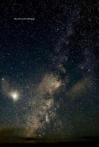 ペルセウス座流星群 - A  B  C