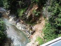 夏の日光秘湯へのドライブ旅3瀬戸合狭 - ふつうの生活 ふつうのパラダイス♪
