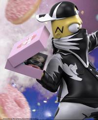 ドーナッツを投げるホーマー?近日予約受付開始 - 下呂温泉 留之助商店 店主のブログ