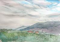 高原都市の風景 - ryuuの手習い