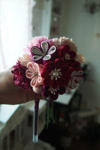 お花の髪飾り - *Cocon*