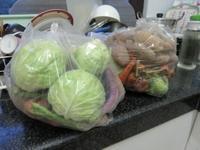 ロックダウン中の野菜の買い方 - ブータン便り