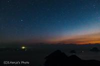 続:コンパクトカメラで流星を撮ろう - 撃沈風景写真