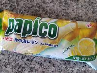 ◆ 懐かしの「glico パピコ」を食べた日(2020年8月) - 空とグルメと温泉と
