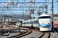 東武100系 スペーシア 粋編成 沿線からの撮影 - 東京鉄道写真局