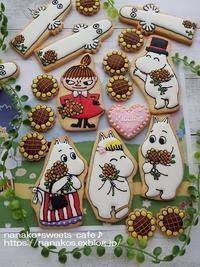 ムーミンの夏休み - nanako*sweets-cafe♪
