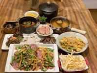 ゴーヤの炒めもの - ガルルさんのCOSTCOガルル食堂