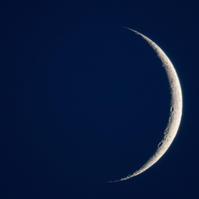 天体観測三日月 - 月見野営