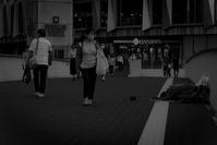梅田にて - 心の万華鏡 ⭐️⭐️