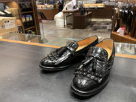 立ち仕事の味方 - シューケアマイスター靴磨き工房 銀座三越店