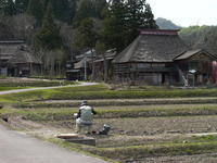 思い出の撮影行萩の島の環状集落前半 - 日本あちこち撮り歩記