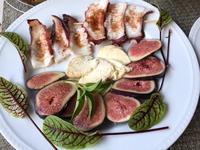 無花果&蛸の夕食 - やせっぽちソプラノのキッチン2