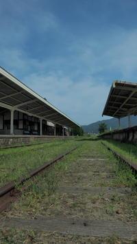 旧国鉄大社駅Ⅱ - 風の香に誘われて 風景のふぉと缶