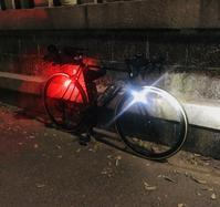 ナイトサイクリングの勧め - クロモリフレームにこだわるBellatte