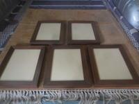 フレーム完成。 - 手作り家具工房の記録