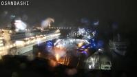 【エキブロ直った記念・夜中の雷雨】当地素通り - お散歩アルバム・・冬の足音