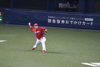 2020-08-15 京セラドーム対阪神タイガース - フィオさんの気まぐれカープ写真館