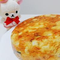 ☆夏野菜たっぷりスパニッシュオムレツ☆ - やいやい畑