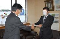 辞令交付式 - 北海道中央NOSAI 宗谷支所 非公式 ブログ