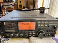 IC970の修理 - わんこ日記