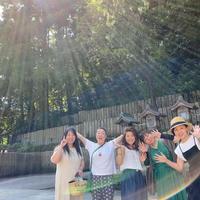 日曜日は生駒へ  宝山寺さんでは、滝行をさせていただきました。 - あん子のスピリチャル日記