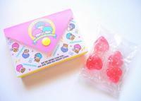 ゴロピカドン の キャンディ入りカードケース - ダリア日記帳