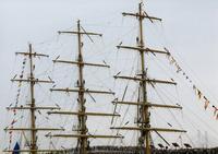 古い画像から☆帆船の総帆展帆 - さんじゃらっと☆blog2