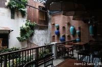 12. 場末からの / Nhà hàng Hẻm 12 - Satra - ホーチミンちょっと素敵なカフェ・レストラン100